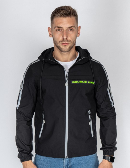 REFLEXERO Jacket Black