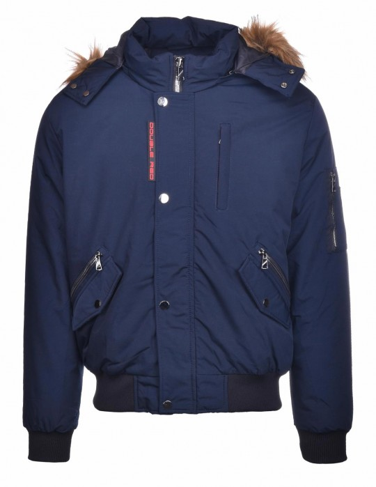 AERO Winter Jacket Dark Blue