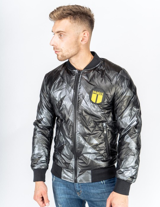 GEOMETRIX FLY Jacket Grey