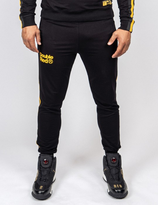Sweatpants KUNG FU Master Black