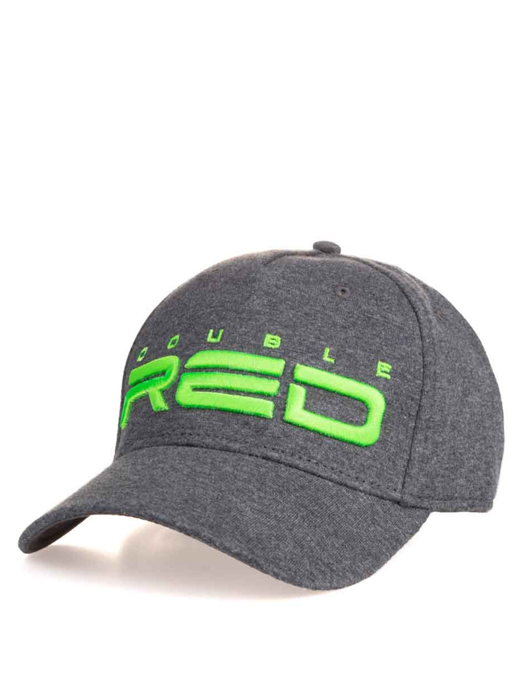 JERSEY Winter Edition 3D Embroidery Grey Cap