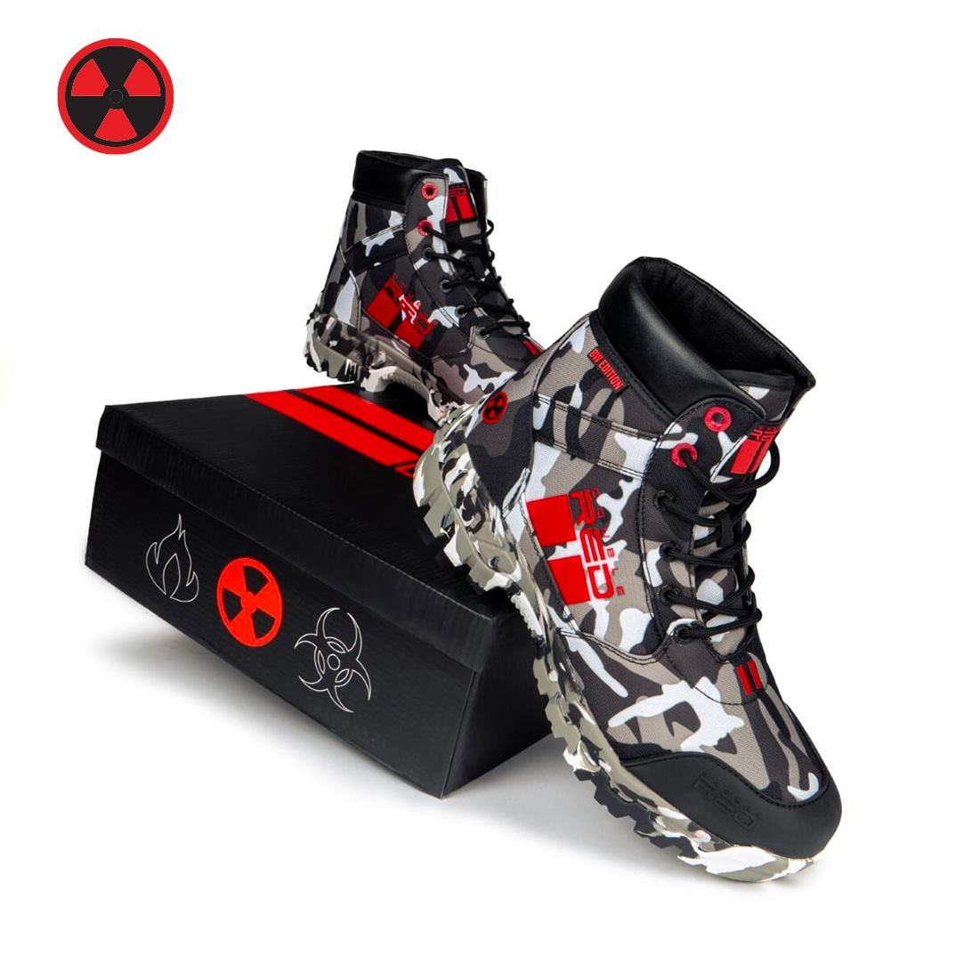 BW Edition RADIOACTIVE Tactical Boots