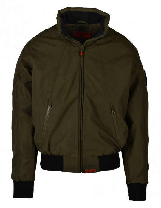 DR M Jacket Street Hero Olive Limited Edition