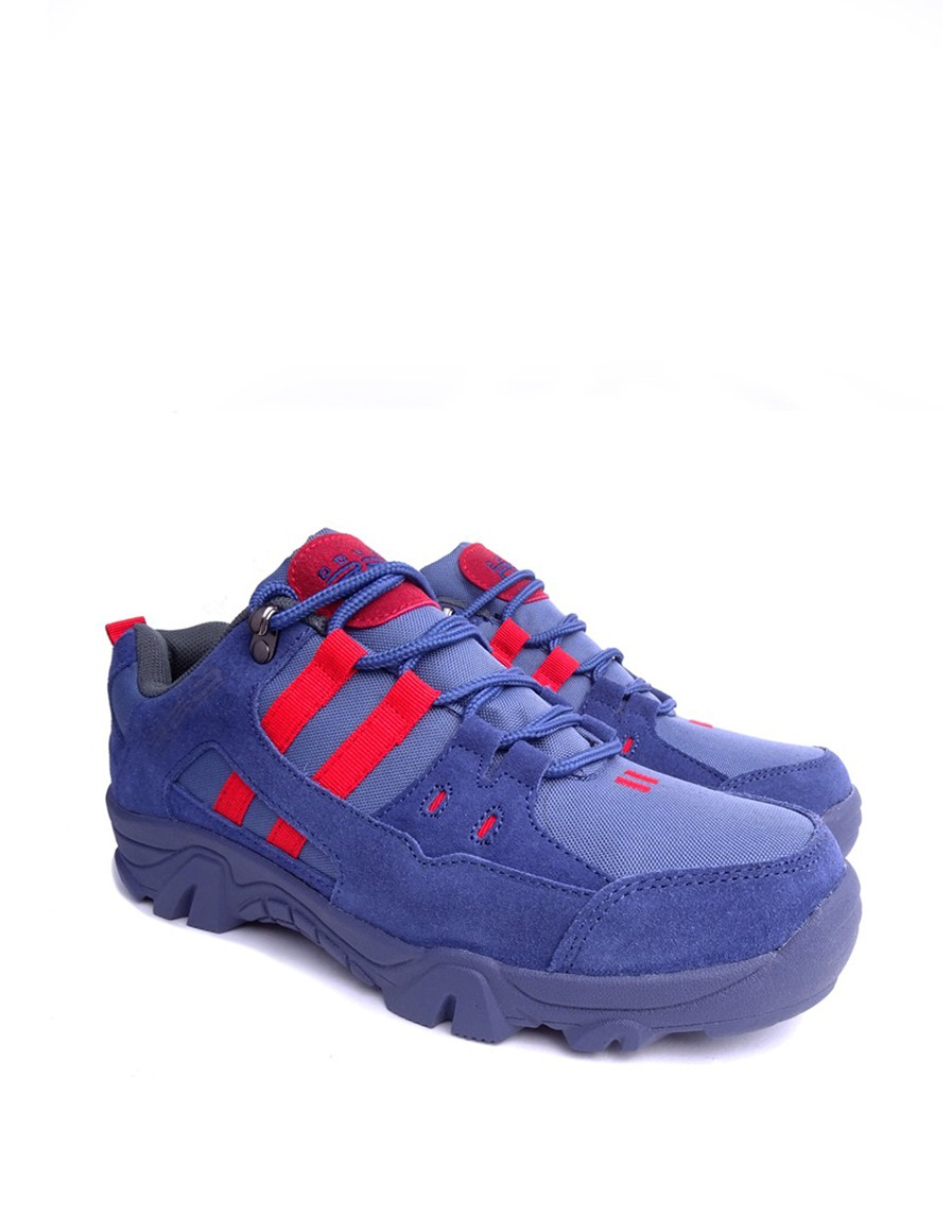 Boots Red Hero Blue