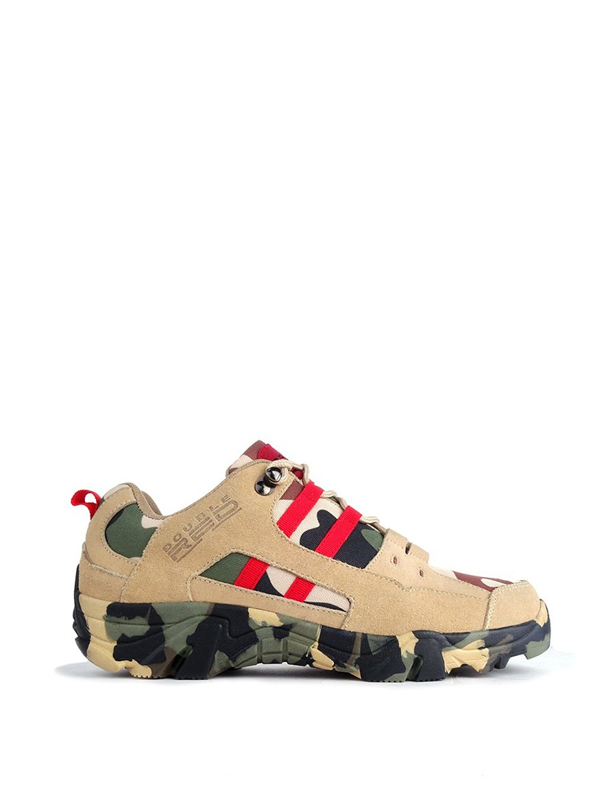 Boots Red Hero Soldier Edition Green/Sand