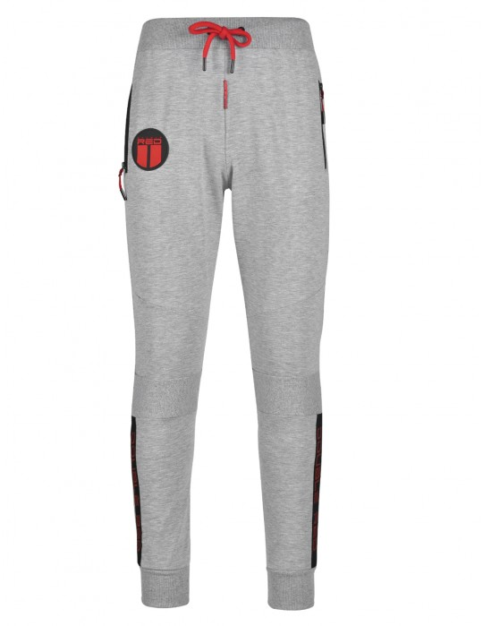 Tracksuit Bottoms Sport Is Your Gang Gray
