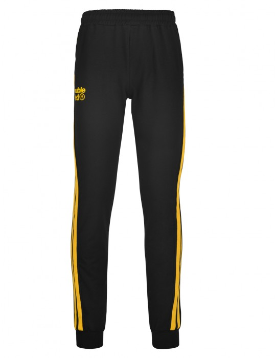 Tracksuit Bottoms KUNG FU Master Black