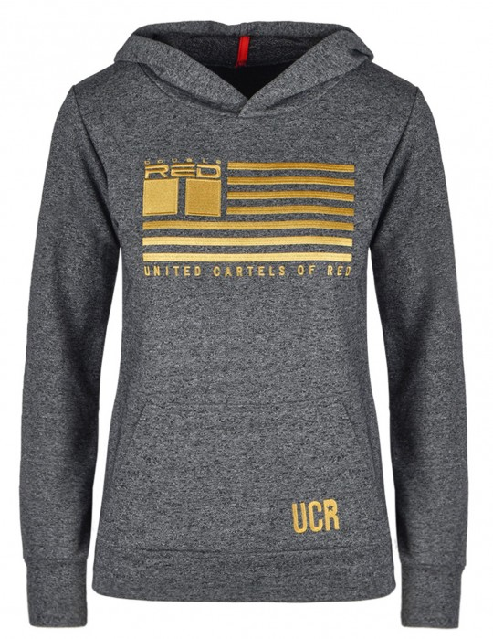United Cartels Of Red UCR Grey Sweatshirt