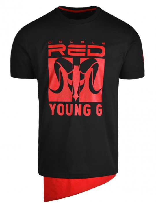 Limited Edition YOUNG G T-shirt Black