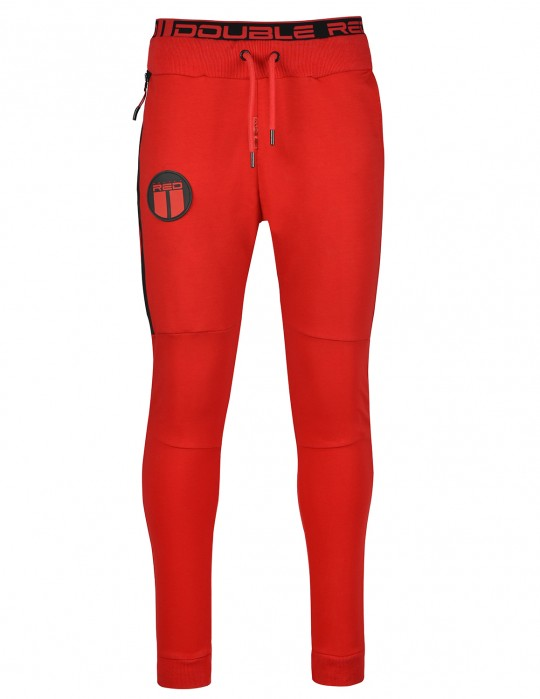 Tracksuit Bottoms Sport Is Your Gang Red