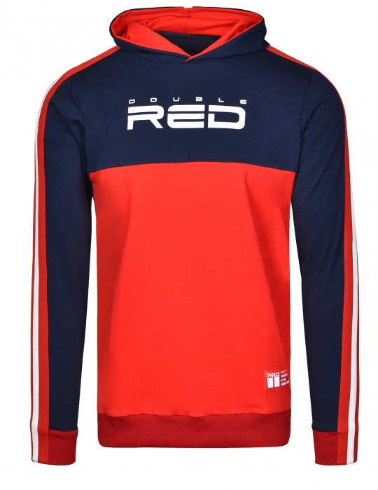 Sweatshirt OUTSTANDING Dark Blue/Red