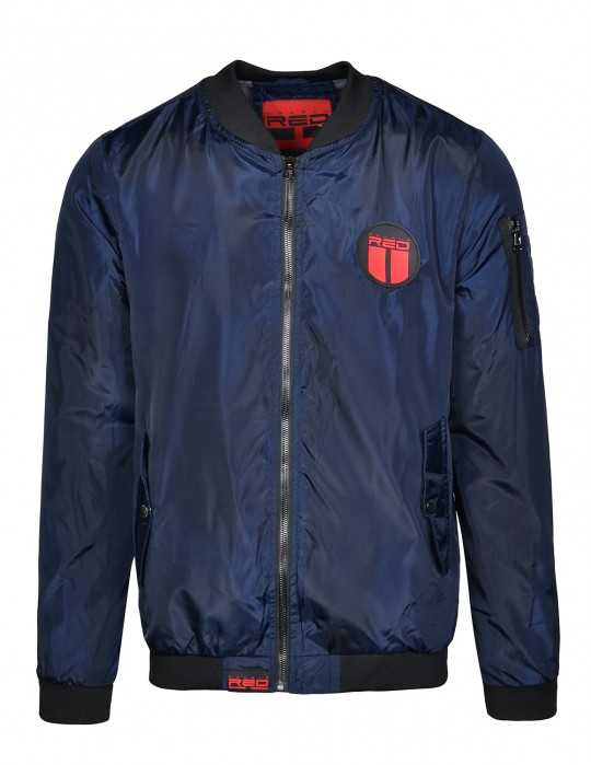 GLORIOUS Fly Jacket Blue