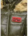 EXQUISIT Red Parka