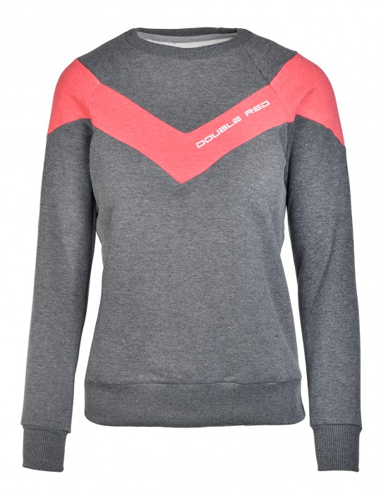 Sweatshirt MÉRIBEL Melange Grey