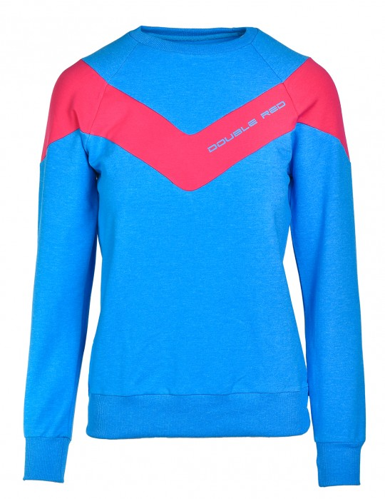 Sweatshirt MÉRIBEL Blue