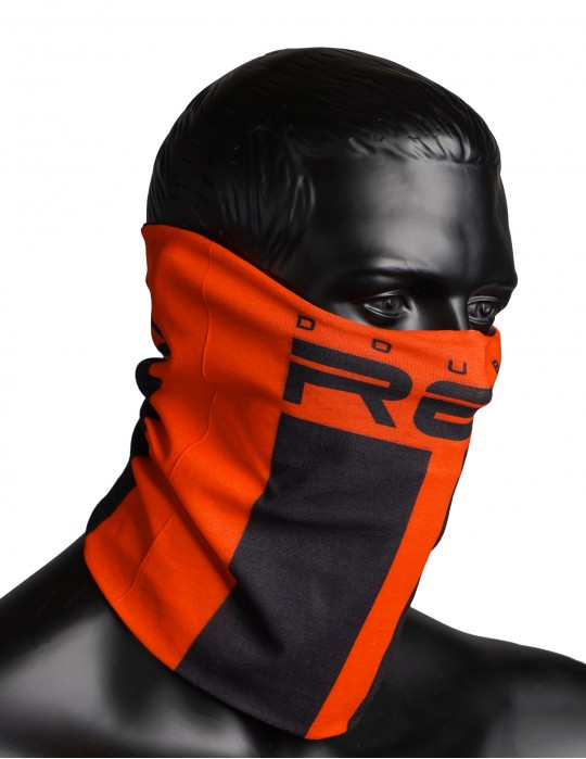 RED SQUAD Snood Orange